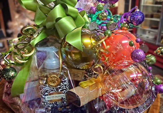 Jazz FM 91 Gift Basket donated by Herma's