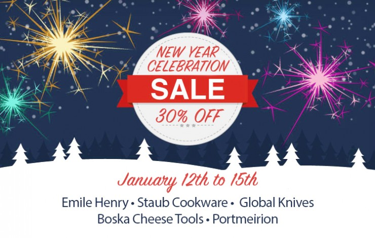 hermas new years celebration sale january