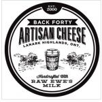 Back Forty logo